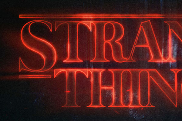 Stranger Things Text Effect Free Download Text Style