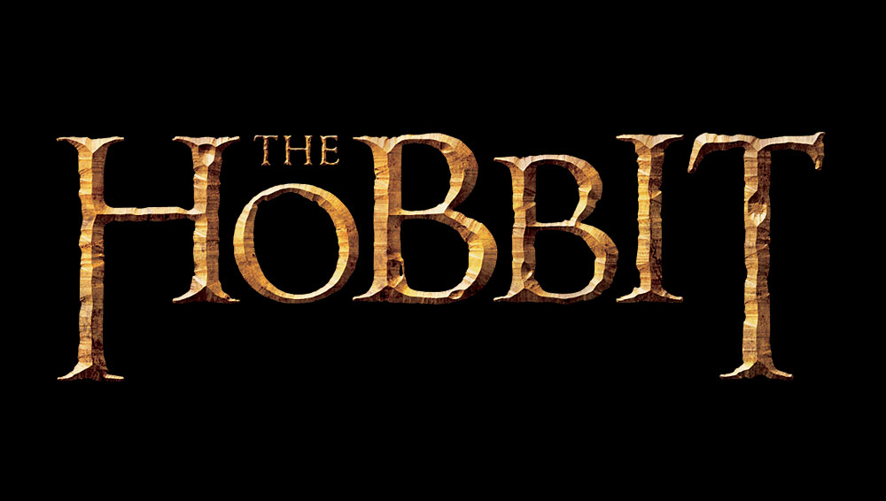 The Hobbit Font