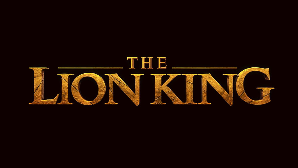 The Lion King Font Hyperpix