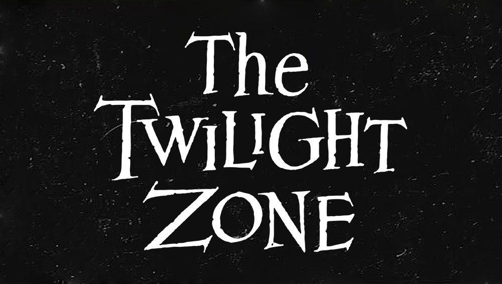 The Twilight Zone Font