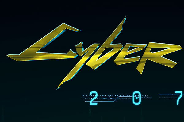 Cyberpunk 2077 Text Effect Free Download Text Style