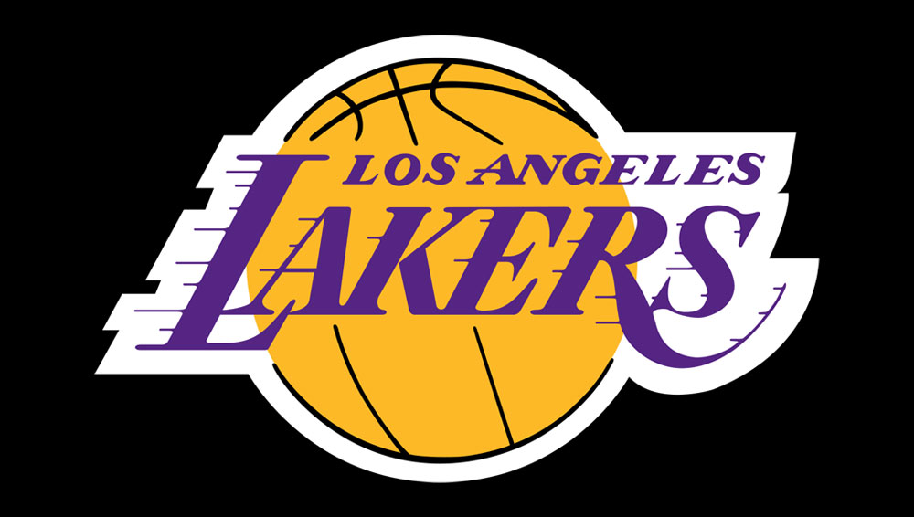 Los Angeles Lakers Font FREE Download