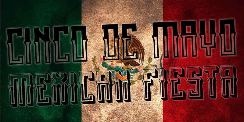 mexican fiesta mexican font