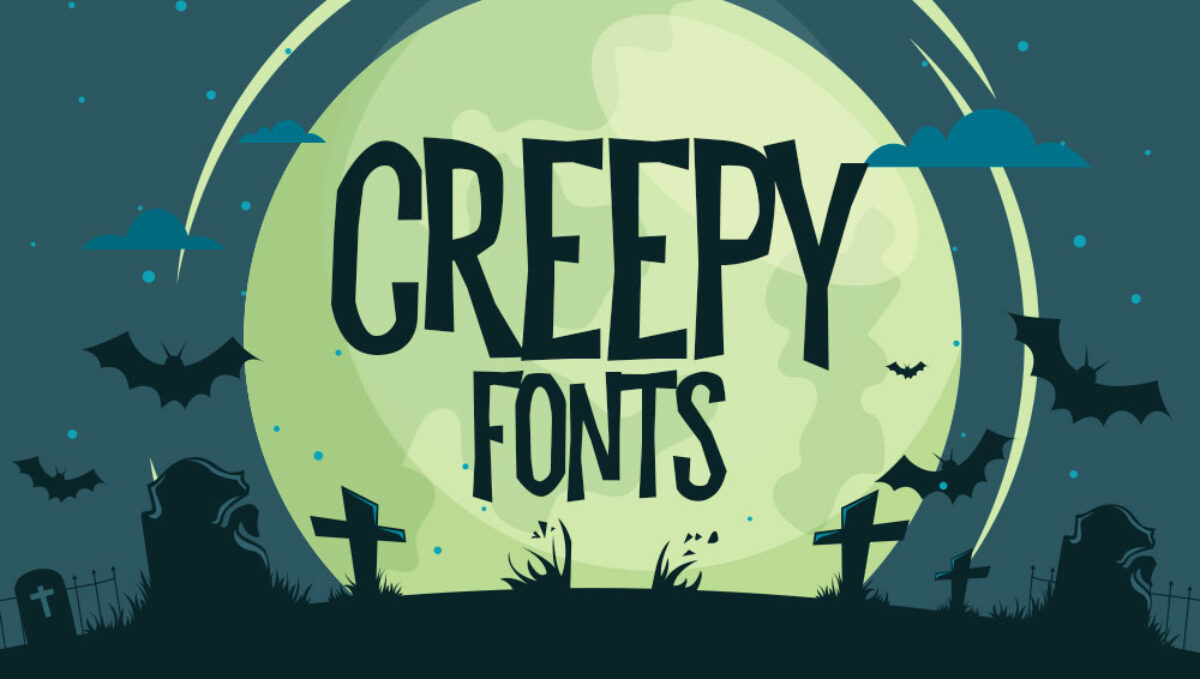 60 Best Free And Premium Creepy Spooky Fonts For Halloween