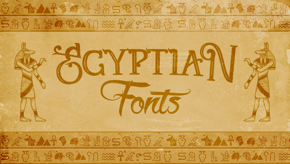 Best Free and Premium Egyptian Fonts