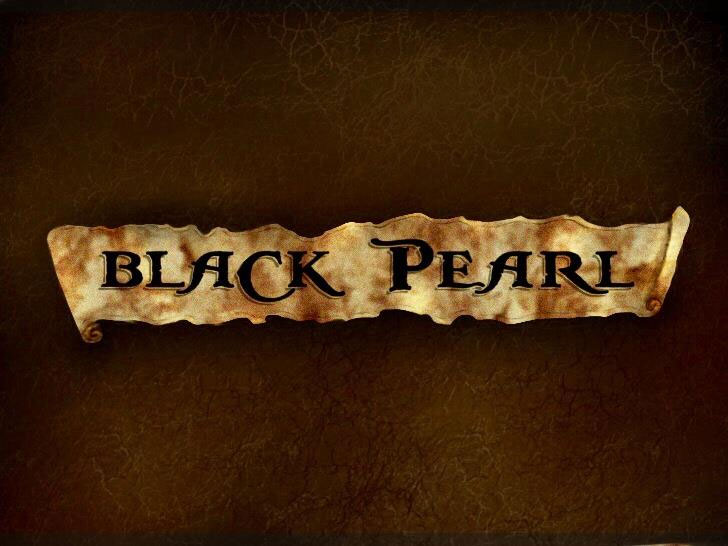 blackpearl pirate font