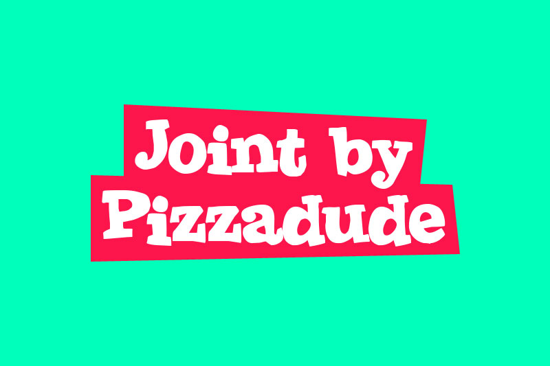 joint by pizzadude cartoon font