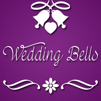 mf wedding bells wedding font
