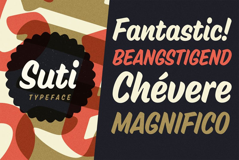 suti cartoon font