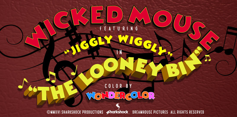 wicked mouse cartoon font