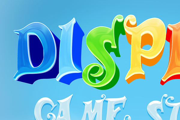 Colorful Cartoon Text Effect Download Text Style