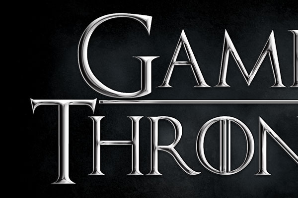 Game of Thrones Text Effect Download Text Style