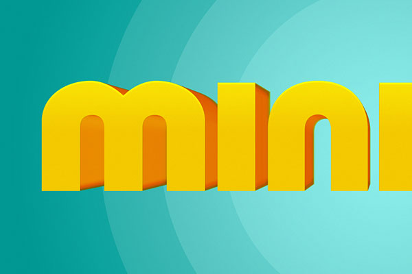 Minions Cartoon Text Effect Download Text Style