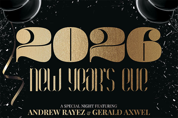 New Years Eve Flyer PSD Template Download