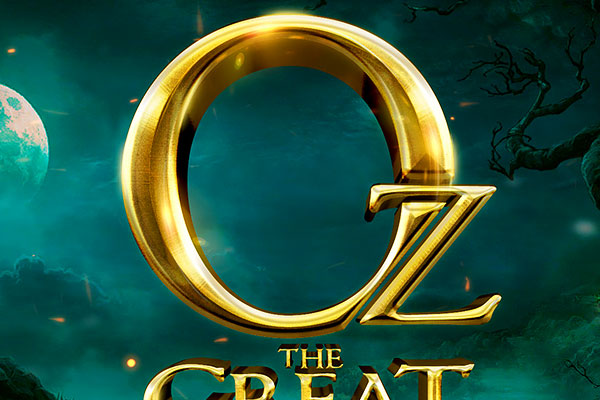 Oz the Great and Powerful Cinematic Fantasy Text Effect