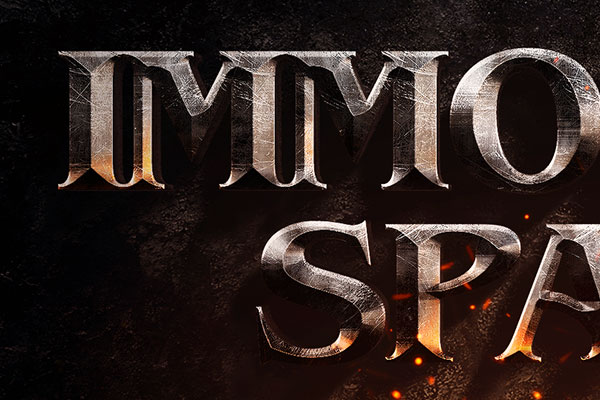 Seventh Son Text Effect Download Text Style