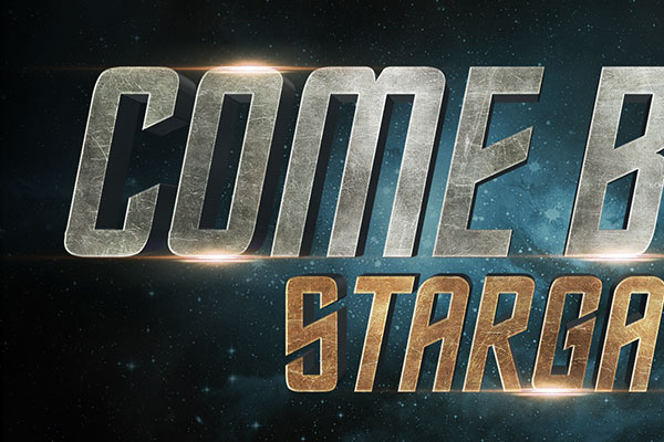 Star Trek: Discovery Text Effect Download Text Style