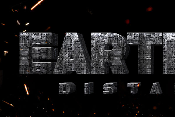 Transformers: The Last Knight Text Effect Download Text Style