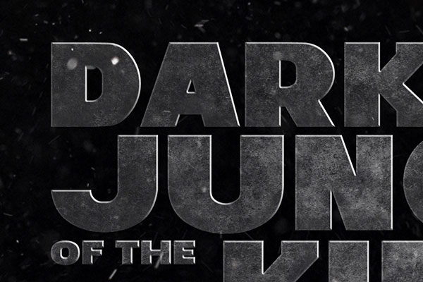 War for the Planet of the Apes Text Effect Download Text Style