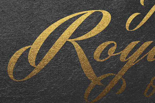 Gold Text Effect Vol.14