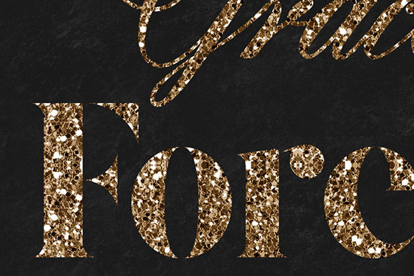 Gold Text Effect Vol.16