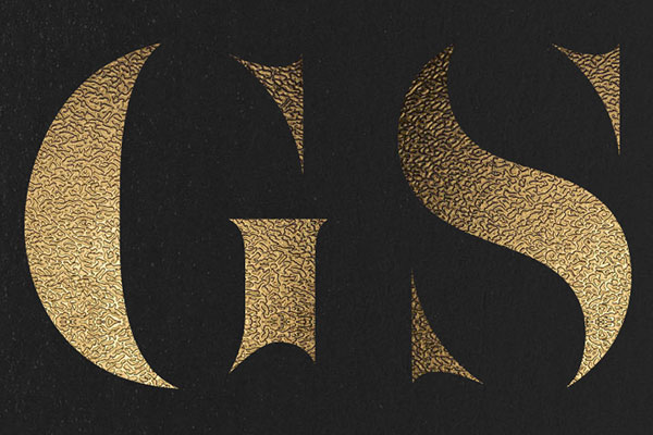 Gold Text Effect Vol.28