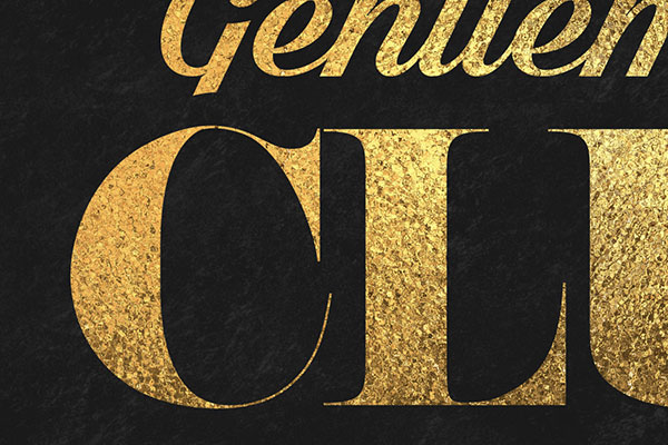 Gold Text Effect Vol.31