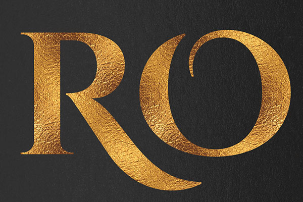 Gold Text Effect Vol.40