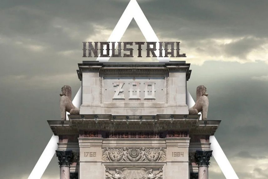 Industrial Zoo font pack