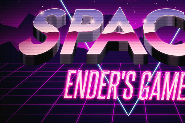 Synthwave Retro Text Effect Download Text Style