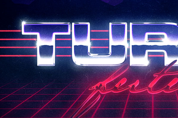 Vaporwave Text Effect Download Text Style