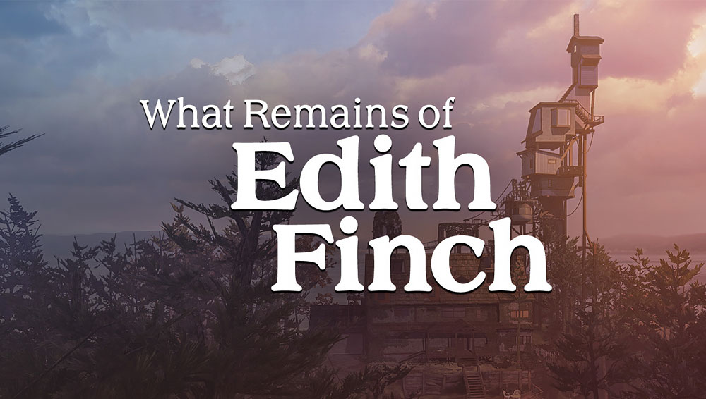 What Remains of Edith Finch Font Download | Hyperpix