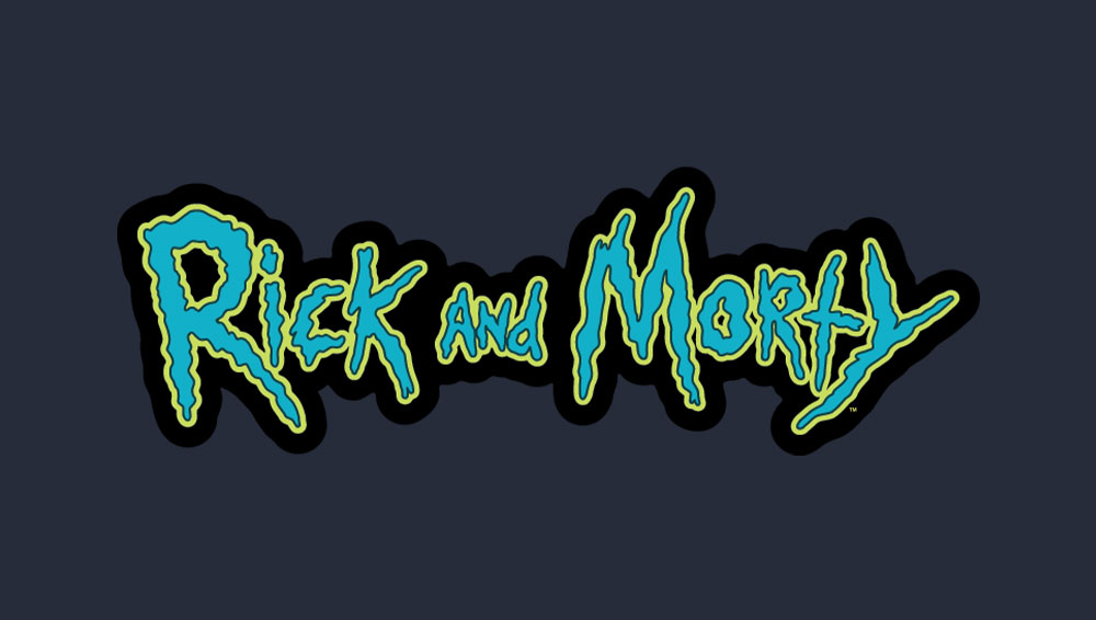 Rick And Morty Font Free Download Hyperpix
