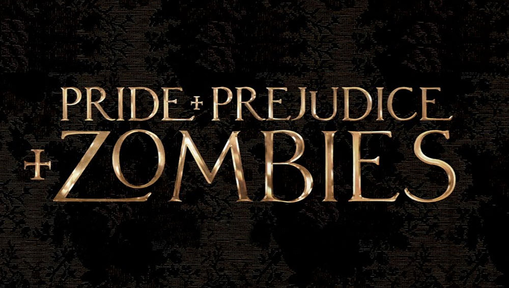 Pride and Prejudice and Zombies Font