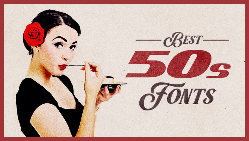 Download 60+ Best Free and Premium 1950s Fonts 2020 | Hyperpix