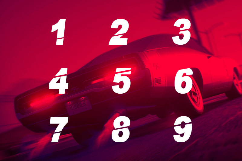 payback number font