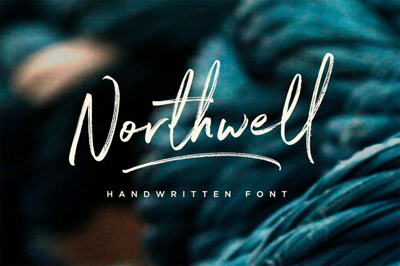 northwell thank you font