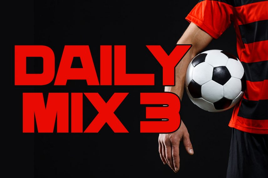 daily mix 3 soccer font