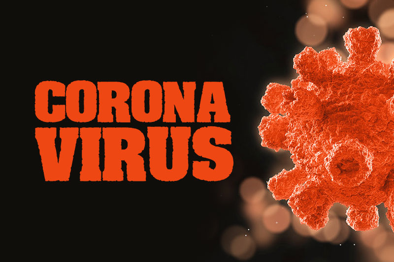 dirty old town coronavirus font